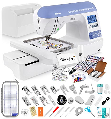 Cheap Brother Professional Embroidery Machine Find Brother Custom Brother Se350 Computerized EmbroideryAndSewing Machine