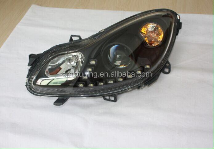 smart 451 lampen