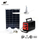Small Portable Solar Fan and Lighting System With Led Light Bulbs For Africa Family Home Lighting