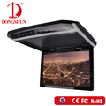 mini media player 10.2 inch car flip down monitor