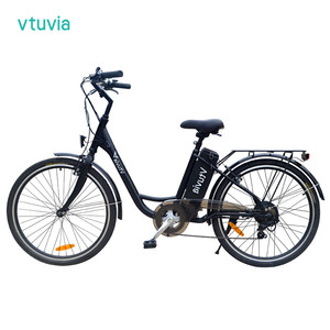 electric classic bike for lady