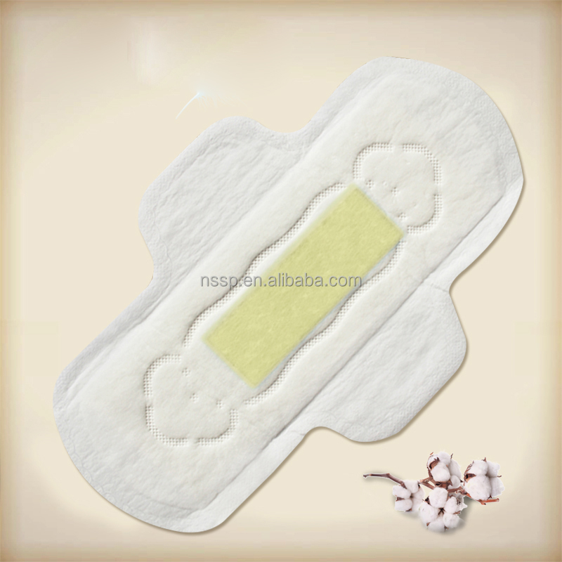 Competitive Price Free Style Extra Care for Ladies Sanitary Napkin (GP-SN35)