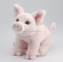Peluche farcito sveglio pink pig toy molle all'ingrosso <span class=keywords><strong>maiale</strong></span> farcito giocattoli farcito giocattolo del <span class=keywords><strong>maiale</strong></span>