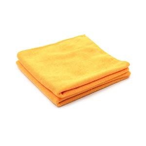 Pure color multipurpose car cleaning microfiber washing towel cloth