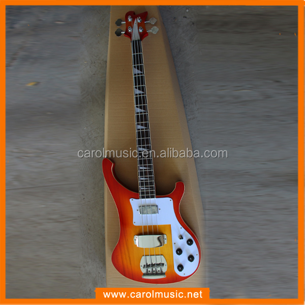 EB011 High Quality Red Colored Electric Bass