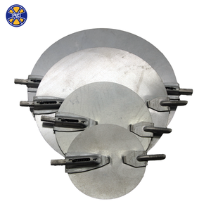 6-in Hvac Duct Manual Volume Air Damper with Handle