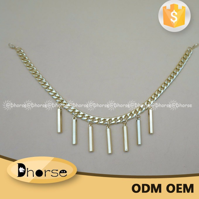 Hot Selling Stainless Steel Dubai New Gold Chain Design