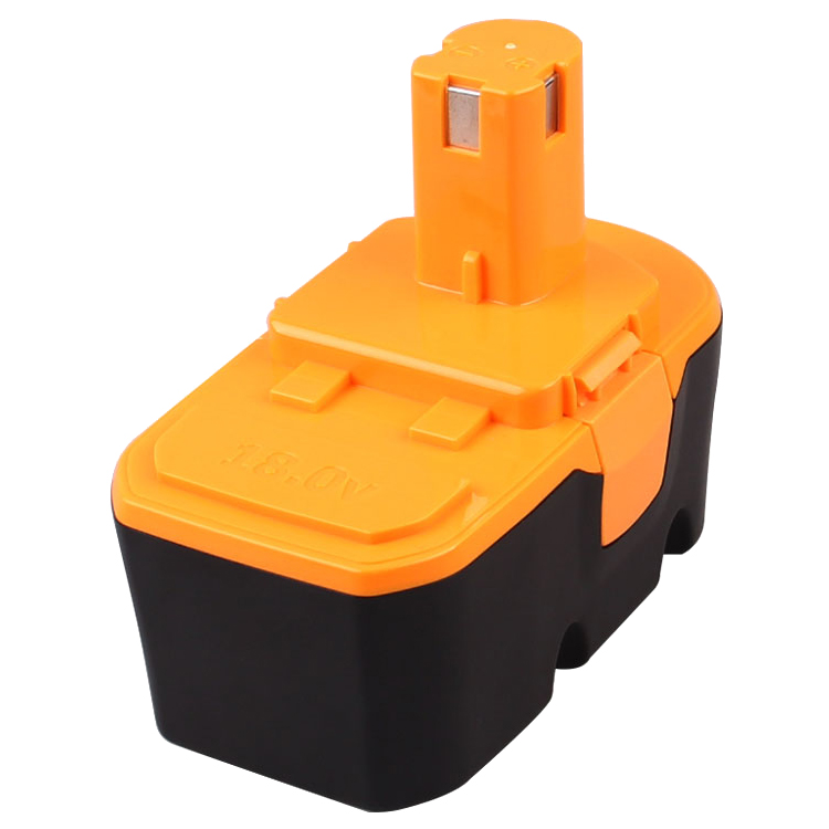 Ryobi 18V Battery for Electric Tools P100, P501, P300, P3200, P230, P700, P600, P530, P510, P250, P221, P521, P200, P240, P310,