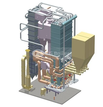 High-efficiency Firewood Power Plant Boiler Manufacturers In China on
