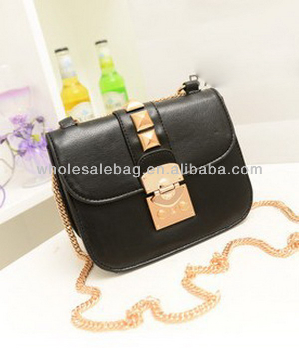 Long Chain Sling Bag Wholesale Women's Chain Messenger Bag Ladies ...