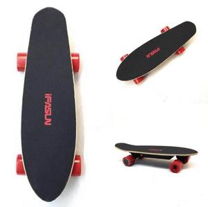 Best gift 27 Inch Fying Skateboard Electric 450W Hub Motorised ESC Small Fish Board For Sale