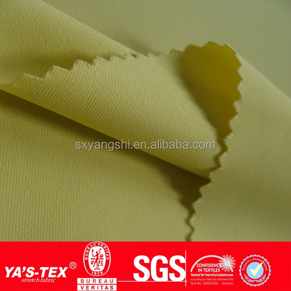 T400 polyester yarn stretch fabric,mechanical stretch fabric,outdoor hiking quick dry pants fabric