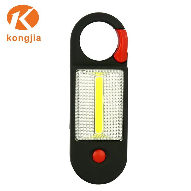 Powerful 3W COB LED Work Light With Hook and Strong Magnet for Working and Outdoor Activities