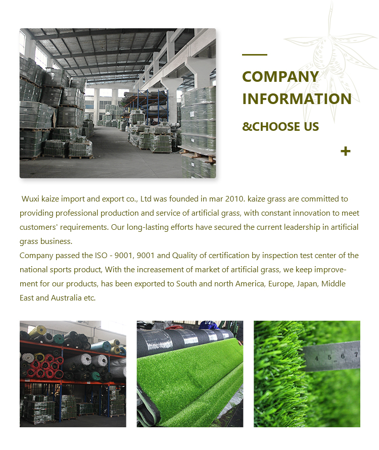 Good quality artificial best replace landscape with grass