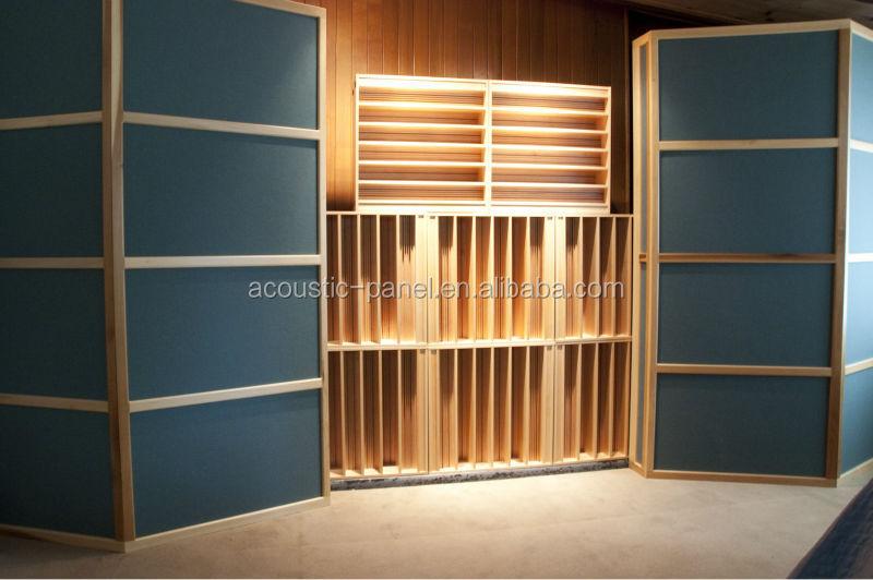 Studio Recording Room Qrd Sound Diffuser Ceiling