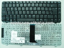 NEW Arrival SP Spanish laptop keyboard for HP Compaq 6720 6720S 6520 6520S 540 550