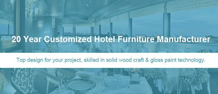 Customized hotel restaurant furniture dining Table and Chair Sets