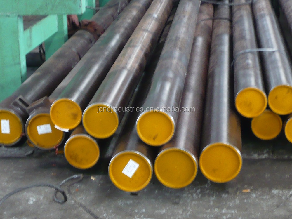 Multifunctional DIN2391 St45 S.R.B.inner hydraulic cylinder tube with great price