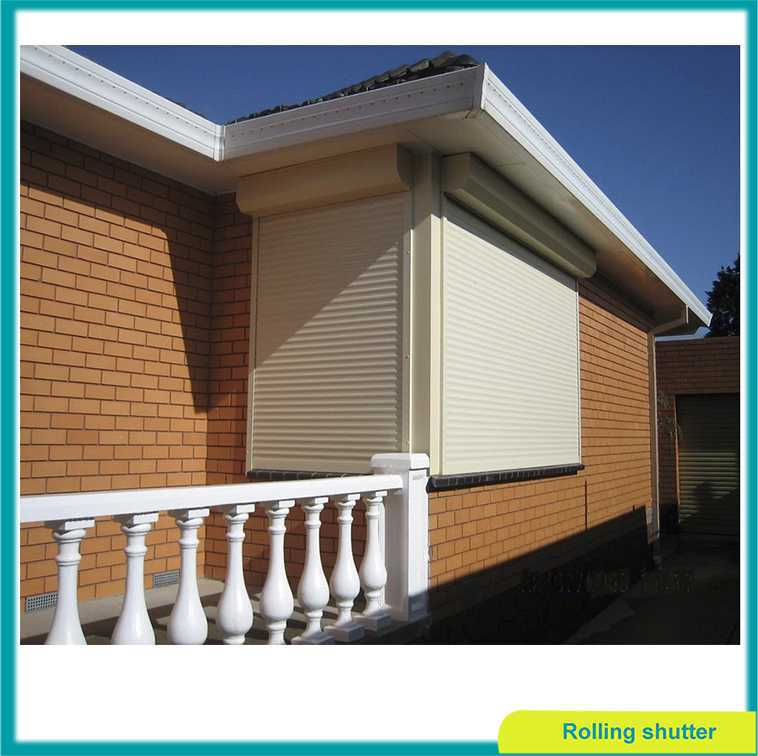 Electric window shutters exterior buy electric window - Electric window shutters interior ...