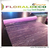 Crystal Organza/organdy Fabric for Clothing and Decoration
