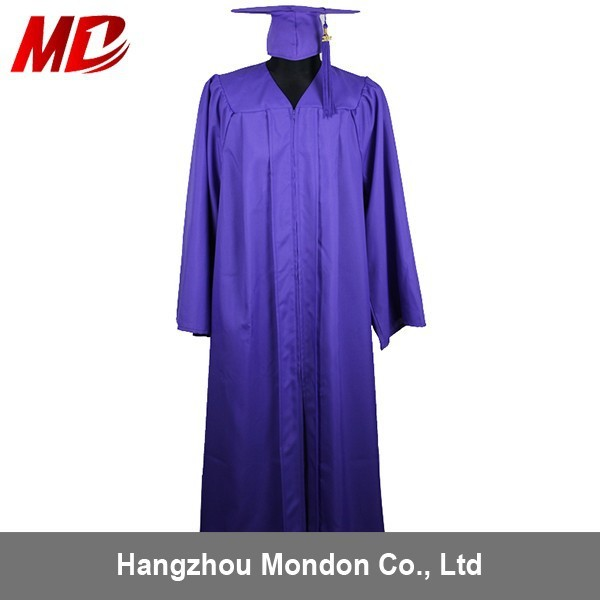 purple graduation gown photos,images & pictures - A large number ...