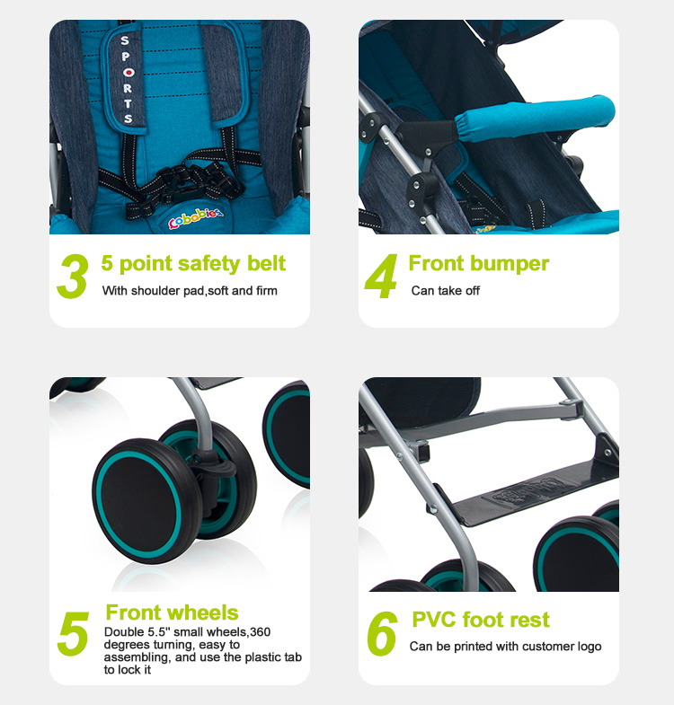 EN proved baby trend stroller and carrier