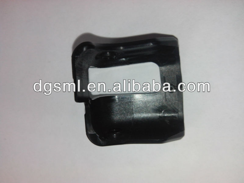 ABS black loudspeaker interior plastic parts/injection mould for small plastic inner component
