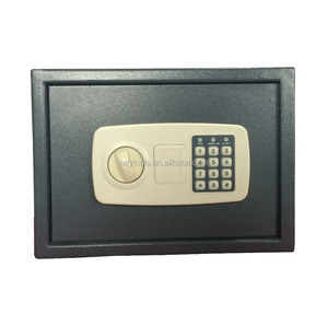 madium size hotel home use safe keeping box