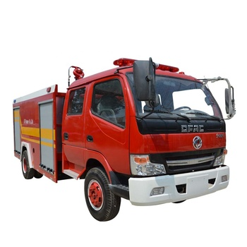 Fire Truck for Sale in Myanmar with Light Tower From Manufacturers