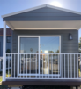 Australian New Zealand standard prefabricated mobile house park home for RV caravan park