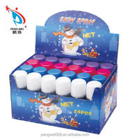 250ML Joker Snow Spray for Christmas/PartyDecoration/Colorful Outdoor artificial snow