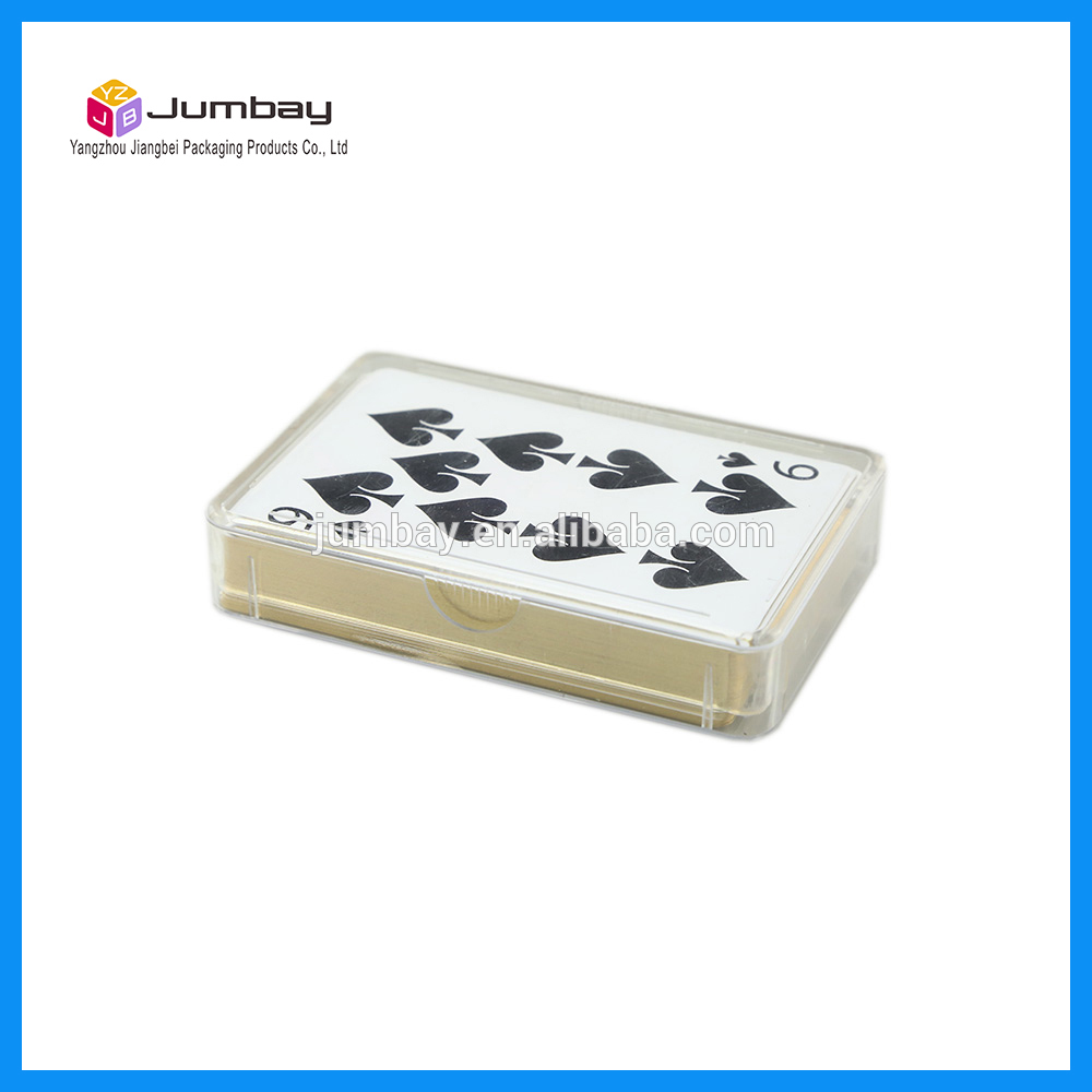 best quality large plastic game cards