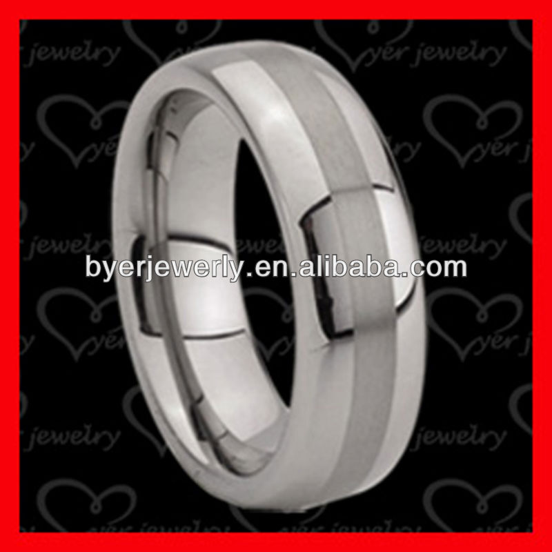 Hot sell fashion tungsten jewelry lagos rings