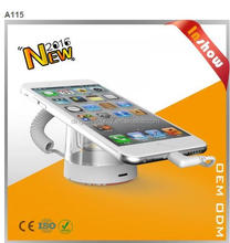 Retail Shop Charge Alarm Anti-Theft Security Display Stand for Mobile Phone