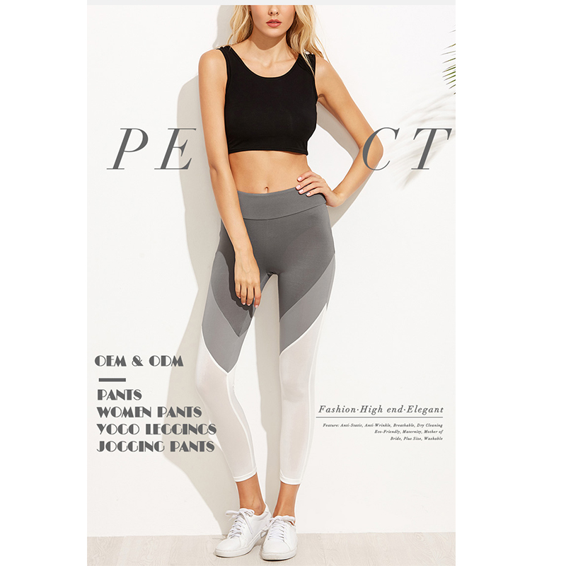 womens high waisted workout tights quick dry yoga pants training leggings