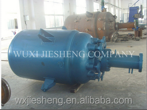 Chemical Industry Equipment Stainless Batch Tank Reactor