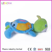 Factory Popular good quality plush sea turtle toys special design