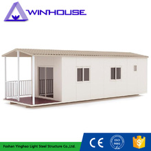New Type Prefabricated Fabrication Multi Container House