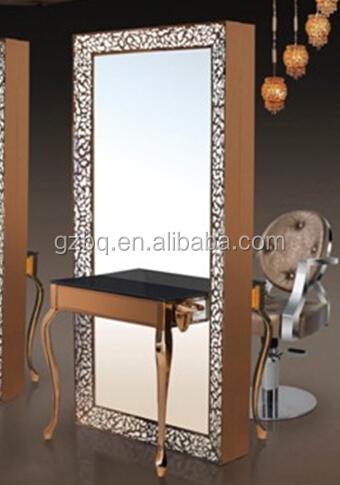 2014 New Beauty Double-faced Led Light Hair Salon Mirror