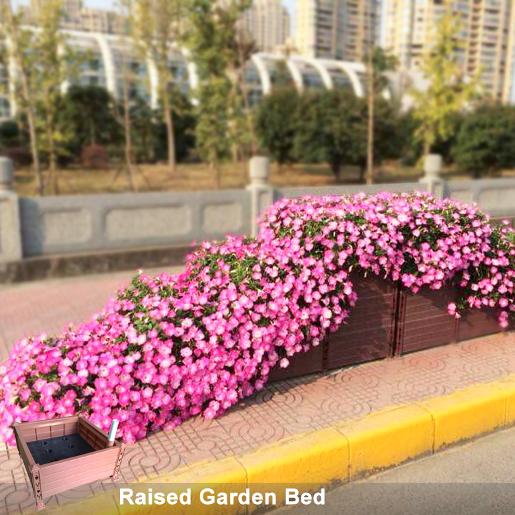 Home Garden Raised Flower Beds Plastic Planter Product On Alibaba