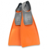 Profession Design Rubber Swimming Flippers Swim Fins For Kids and Adult