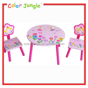 1 study table and 2 chairs designs, cheap study table for children