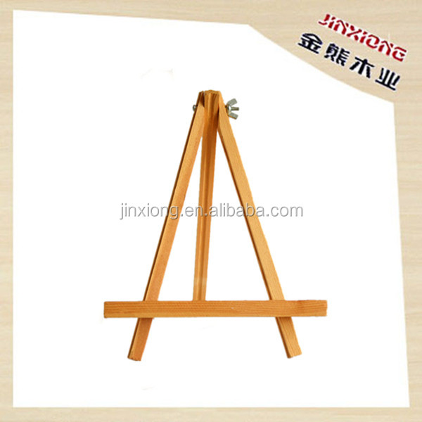 mini wood desk easel drawing stand wood easel