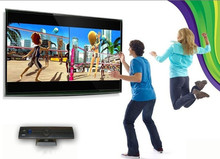 Hot sale !32bit wireless tv video games console with 2 controllers game for children
