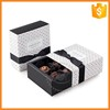 High quality exquisite gift paper box for chocolate packaging