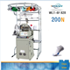 200NEEDLE SINGLE CYLINDER 3.75 SOCK KNITTING MACHINE TEXTILE MACHINERY FOR MEN