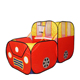 Portable Foldable Kids Children Car Play house Tunnel Tent