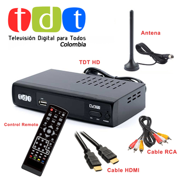 firmware actualizado para decodificador tdt colombia