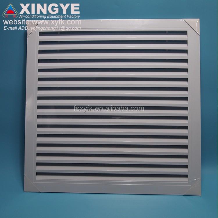 Salida de aire vent louver pared exterior aire for Salida aire acondicionado