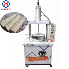 Chinese style baked roll/roasted duck cake making machine dutch pancake maker
